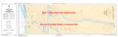 Sorel-Tracy à/to Otterburn-Park Canadian Hydrographic Nautical Charts Marine Charts (CHS) Maps 1350