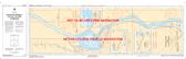 Bassin de Chambly au lac/to Lake Champlain Canadian Hydrographic Nautical Charts Marine Charts (CHS) Maps 1351