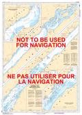 Cardinal to/à Whaleback Shoal Canadian Hydrographic Nautical Charts Marine Charts (CHS) Maps 1435