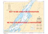 Whaleback Shoal to/au Summerland Group Canadian Hydrographic Nautical Charts Marine Charts (CHS) Maps 1436