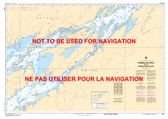 Summerland Group to/à Grindstone Island Canadian Hydrographic Nautical Charts Marine Charts (CHS) Maps 1437