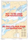 Grindstone Island to/à Carleton Island Canadian Hydrographic Nautical Charts Marine Charts (CHS) Maps 1438