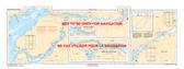 Rivière des Prairies Canadian Hydrographic Nautical Charts Marine Charts (CHS) Maps 1509