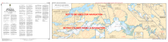 Smith Falls to/à Kingston including/y compris Tay River to/à Perth Canadian Hydrographic Nautical Charts Marine Charts (CHS) Maps 1513