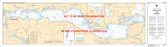 Chats Falls à/to Chenaux Canadian Hydrographic Nautical Charts Marine Charts (CHS) Maps 1551