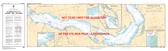 Île Marcotte à/to Rapides-des-Joachims Canadian Hydrographic Nautical Charts Marine Charts (CHS) Maps 1553