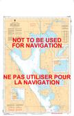 Lac Témiscamingue/ Lake Timiskaming Canadian Hydrographic Nautical Charts Marine Charts (CHS) Maps 1556