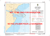Port Credit Canadian Hydrographic Nautical Charts Marine Charts (CHS) Maps 2048