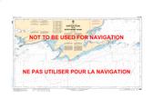 Main Duck Island to/à Scotch Bonnet Island Canadian Hydrographic Nautical Charts Marine Charts (CHS) Maps 2060