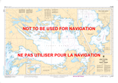 Rose Island to/à Parry Sound Canadian Hydrographic Nautical Charts Marine Charts (CHS) Maps 2224