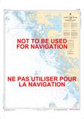 Giants Tomb Island to/à Franklin Island Canadian Hydrographic Nautical Charts Marine Charts (CHS) Maps 2242