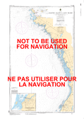 Chantry Island to Cove Island Canadian Hydrographic Nautical Charts Marine Charts (CHS) Maps 2292