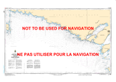 Cove Island to/aux Duck Islands Canadian Hydrographic Nautical Charts Marine Charts (CHS) Maps 2298