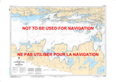 Clapperton Island to/à Meldrum Bay Canadian Hydrographic Nautical Charts Marine Charts (CHS) Maps 2299