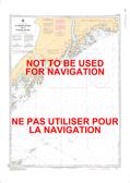 St. Ignace Island to/à Passage Island Canadian Hydrographic Nautical Charts Marine Charts (CHS) Maps 2302