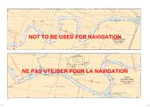 Kootenay Lake and River Canadian Hydrographic Nautical Charts Marine Charts (CHS) Maps 3050