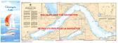 Okanagan Lake Canadian Hydrographic Nautical Charts Marine Charts (CHS) Maps 3052