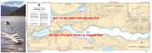 Shuswap Lake Canadian Hydrographic Nautical Charts Marine Charts (CHS) Maps 3053