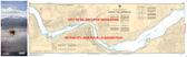 Burton to/à Arrowhead Canadian Hydrographic Nautical Charts Marine Charts (CHS) Maps 3057