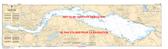 Stuart Lake Canadian Hydrographic Nautical Charts Marine Charts (CHS) Maps 3080