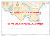 Sooke Inlet to/à Parry Bay Canadian Hydrographic Nautical Charts Marine Charts (CHS) Maps 3410