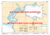 Sooke Canadian Hydrographic Nautical Charts Marine Charts (CHS) Maps 3411