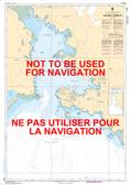 Esquimalt Harbour Canadian Hydrographic Nautical Charts Marine Charts (CHS) Maps 3419