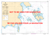Approaches to/Approches à Oak Bay Canadian Hydrographic Nautical Charts Marine Charts (CHS) Maps 3424