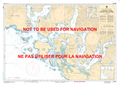 Clayoquot Sound, Tofino Inlet to/à Millar Channel Canadian Hydrographic Nautical Charts Marine Charts (CHS) Maps 3673