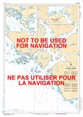 Kyuquot Sound Canadian Hydrographic Nautical Charts Marine Charts (CHS) Maps 3677
