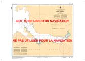 Port Chanal Canadian Hydrographic Nautical Charts Marine Charts (CHS) Maps 3863