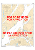 Portland Inlet, Khutzeymateen Inlet and Pearse Canal Canadian Hydrographic Nautical Charts Marine Charts (CHS) Maps 3994