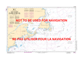 Gulf of Maine to Strait of Belle Isle / au Detroit de Belle Isle Canadian Hydrographic Nautical Charts Marine Charts (CHS) Maps 4001
