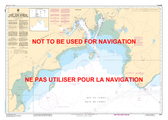 Saint John Harbour and Approaches / et les approches Canadian Hydrographic Nautical Charts Marine Charts (CHS) Maps 4117