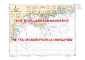 Egg Island to / à West Ironbound Island Canadian Hydrographic Nautical Charts Marine Charts (CHS) Maps 4320