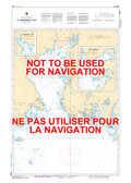 St. Margaret's Bay Canadian Hydrographic Nautical Charts Marine Charts (CHS) Maps 4386