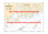 Harbours in Placentia Bay / Havres dans Placentia Bay: Petit Forte to / à Broad Cove Head Canadian Hydrographic Nautical Charts Marine Charts (CHS) Maps 4615