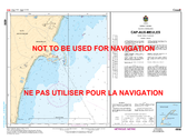 Cap-aux-Meules Canadian Hydrographic Nautical Charts Marine Charts (CHS) Maps 4956