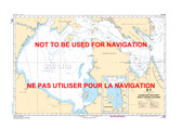 Hudson Strait and Bay/Baie et Détroit D'Hudson Canadian Hydrographic Nautical Charts Marine Charts (CHS) Maps 5002
