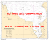 Hudson Bay (Southern Portion) and James Bay/Baie D'Hudson (Partie Sud) et Baie James Canadian Hydrographic Nautical Charts Marine Charts (CHS) Maps 5003