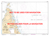 Murphy Head to / aux Button Islands Canadian Hydrographic Nautical Charts Marine Charts (CHS) Maps 5027