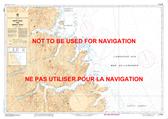 North Head to / à Murphy Head Canadian Hydrographic Nautical Charts Marine Charts (CHS) Maps 5058