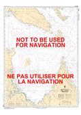Baie D'Ungava / Ungava Bay Canadian Hydrographic Nautical Charts Marine Charts (CHS) Maps 5300