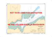 Hopes Advance Bay Canadian Hydrographic Nautical Charts Marine Charts (CHS) Maps 5349