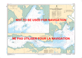 Payne Bay et/and Rivière Arnaud (Tuvalik Point à/to Ile Basking) Canadian Hydrographic Nautical Charts Marine Charts (CHS) Maps 5352