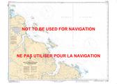 Cap du Prince-De-Galles à/to Davies Island Canadian Hydrographic Nautical Charts Marine Charts (CHS) Maps 5365