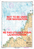 Beacon Island à/to Qikirtaaluk Islands Canadian Hydrographic Nautical Charts Marine Charts (CHS) Maps 5374