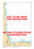 Cape Churchill to/à Egg River Canadian Hydrographic Nautical Charts Marine Charts (CHS) Maps 5400