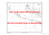 Pritzler Harbour to/à Maniittur Cape Canadian Hydrographic Nautical Charts Marine Charts (CHS) Maps 5403