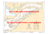 Great Slave Lake/Grand lac des Esclaves, Eastern Portion/Partie est Canadian Hydrographic Nautical Charts Marine Charts (CHS) Maps 6341